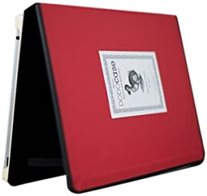 DODOcase Red Case for iPad 2