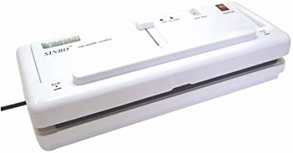 Sinbo DZ-2802SD 11quot Home Vacuum Sealer w 4mm Seal amp Retractable Nozzle from ABC Office