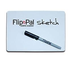 Flip-Pal mobile scanner Sketch Kit