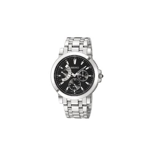 Seiko セイコー Men's SNT001 Le Grand Sport Retrograde Watch 男性用 メンズ 腕時計 (並行輸入)