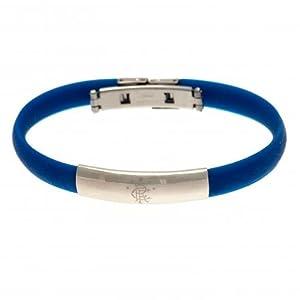 Colour Silicone Bracelet - Rangers F.C