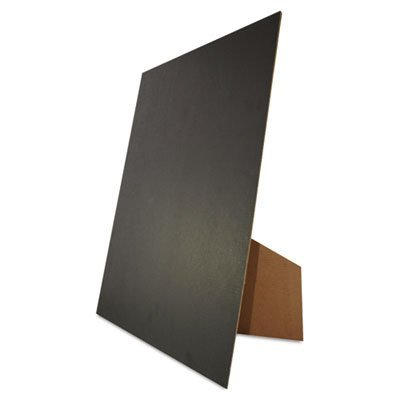 Geographics Easel Board, 22 X 28 Inches, 5/Count, Black (GEO27119) (GEO27119)