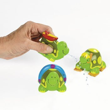 Beach Turtle Squirts - Summer & Water Toys - 1