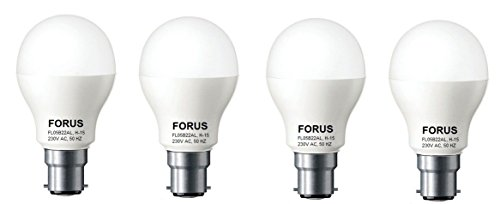 5W LED Bulbs (Pack of 4)