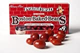BOSTON BAKED BEANS - CANDY PEANUTS 21G - AMERICAN CANDY - 6 PACKS
