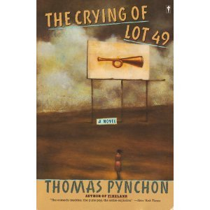 The Crying of Lot 49 (Perennial Fiction Library) [Paperback]