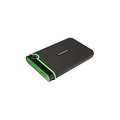 Transcend StoreJet-25M3 2 TB External Hard Disk (Black)