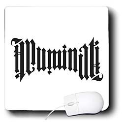 EvaDane – Signs – Illuminati Ambigram. – Mouse Pads