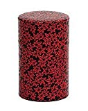 Japanese Five Ounce Loose Tea Storage Canister 4 3/4 Inch High