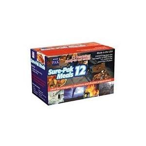 12 Pack Sure-Pack MREs
