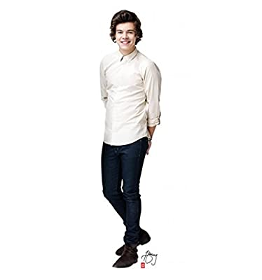 One Direction - Advanced Graphics Life Size Cardboard Standup
