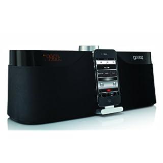 Gear4 HouseParty Rise Radiodespertador altavoz para Apple - apropiado para iPod, iPhone
