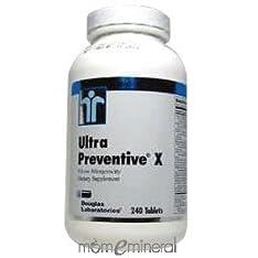 Ultra Preventive X 240 Tablets by Douglas Labs