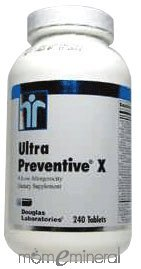 Ultra Preventive X 240 Tablets by Douglas Labs