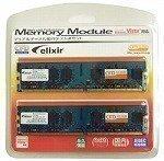 シー・エフ・デー販売 メモリ デスクトップ 240pin PC2-5300(DDR2-667) DDR2 CL5 2GB(1GB 2枚) 永久保証 W2U667CQ-1GLZJ