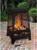 Haywood-Fireplace-Wildlife-Black