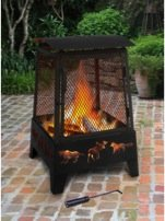 Haywood-Fireplace-Wildlife-Black