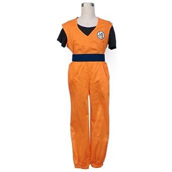 Dragon Ball Cosplay Costume - Son Goku Outfit 2nd-Îò X-Large