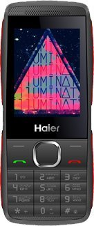 Haier M311 (Black-Red)