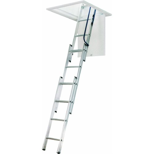 Werner Compact Attic Ladder