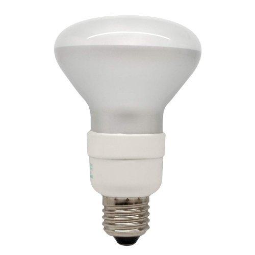 Megaman Lighting 15W Cfl R80 Reflector Es / E27 (Edison Screw Cap) 827 [2700K] Extra Warm White Colour - [Eu Specification: 220-240V]