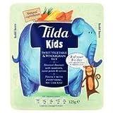 Tilda Kids Sweet Vegetables and Wholegrain Rice 125 g