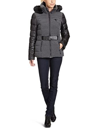 tom tailor denim damen jacke 35205110071 fabric mix jacket gr 34 xs. Black Bedroom Furniture Sets. Home Design Ideas