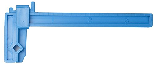 Excel 3-Inch Adjustable Plastic Clamp, Small