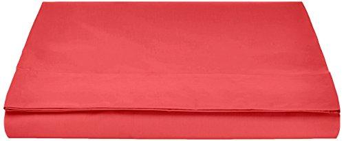 amazonbasics-everyday-sabana-encimera-100-algodon-rosa-salmon-280-x-320-10-cm