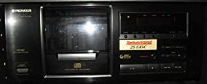 Pioneer PD-F605 25 Digital CD Disc Changer PDF605