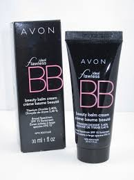 Avon Ideal Flawless BB Beauty Balm Cream SPF 15 Light Medium