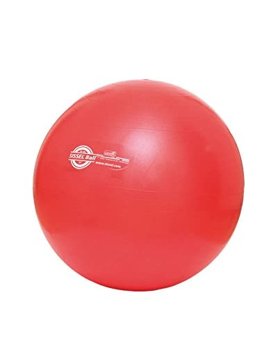 Sissel Esfera Fitness Ball Rojo