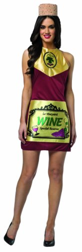 Rasta Imposta Wine Bottle Dress