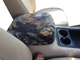 Chevy Silverado High Country 2014-2016 Truck Auto Center Console Armrest Cover Protects from Dirt and Damage Renews old damaged consoles-Mossy Oak (Silverado Center Console Box compare prices)