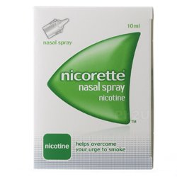Nicorette Nasal Spray Triple Pack 3x 10ml