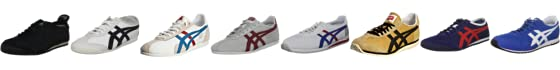 Onitsuka Tiger Unisex-Adult Mexico 66 Low-Top Trainers