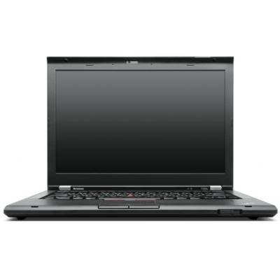 Lenovo ThinkPad T430s 23535UU 14 LED Notebook Intel Core i5 i5-3210M 2.5GHz 4GB DDR3 500GB HDD DVD-Litt NVIDIA NVS 5200M Windows 7 Professional Blackguardly