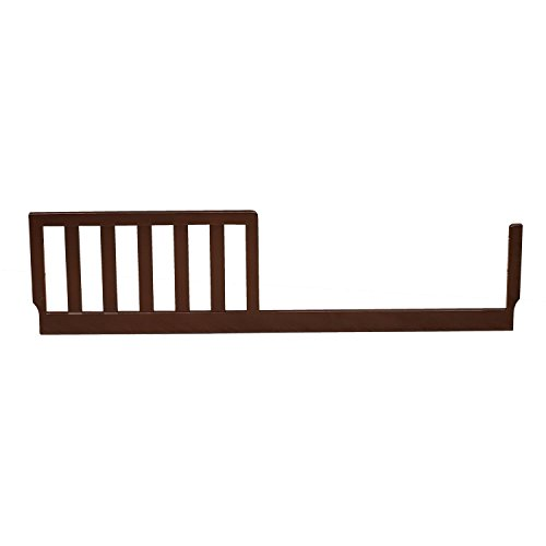 Orbelle Trading Toddler Guard Rail for Eva Crib, Cherry
