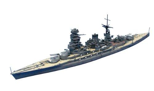 1/700 ウォーターライン No.123 日本海軍戦艦 長門 1942 リテイク (スタンダード版)