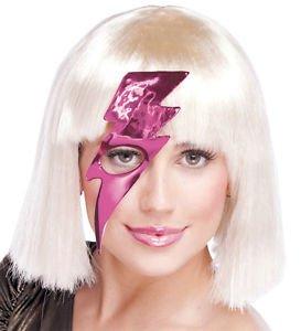 Lightning Bolt Mask Hot Pink (Bloody Bolt Kit)