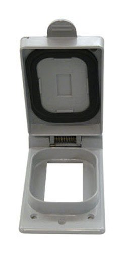 Cantex Industries Pvc Gfi Box Cover 5133348B Pvc Conduit Fittings Schedule 40...