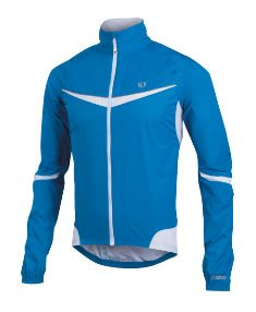 Pearl Izumi Men's Elite Barrier Jacket,True Blue/White,Large Picture