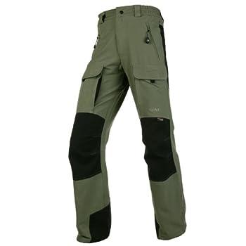 Pantalon de montagne homme LAOS 4 Forêt taille 38