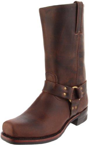 FRYE Men's Harness 12R Boot,Gaucho,11 M US