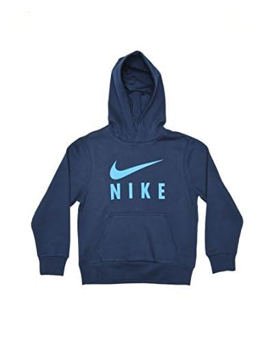 Nike Sudadera Jre Azul