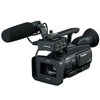 Panasonic Professional AG-HMC40 AVCHD Camcorder with 10.6MP Still and 12x Optical Zoom