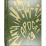 (Reprint) Yearbook: 1969 William Mitchell High School Apogee Explo Yearbook Colorado Springs CO