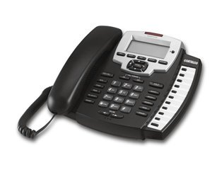 New Cortelco Multi Feature Telephone Speakerphone 2.5 Mm Headset Jack Desk Wall Mountable