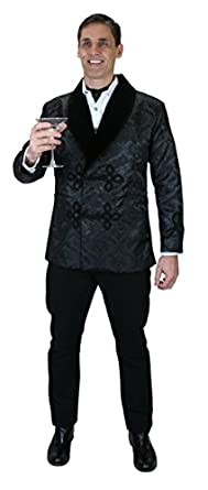 Steampunk Men's Coats Smoking Jacket $129.95 AT vintagedancer.com