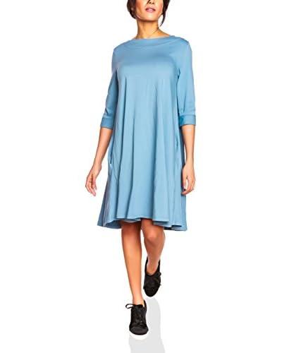 BANDIDA Vestido Azul Noche